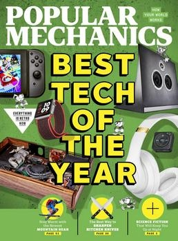 Popular Mechanics USA - Decemder 2017