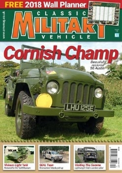 Classic Military Vehicle 2017-12