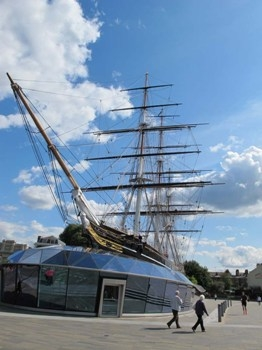 Clipper Cutty Sark Walk Around