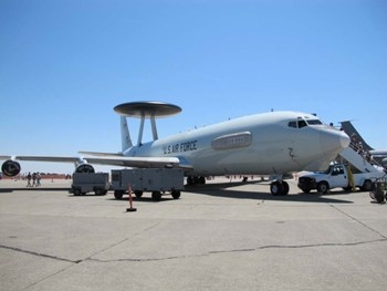 Boeing E-3B Sentry Walk Around