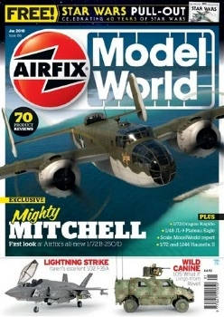 Airfix Model World - Issue 86 (2018-01)