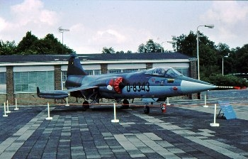 Lockheed F-104 Starfighter Walk Around