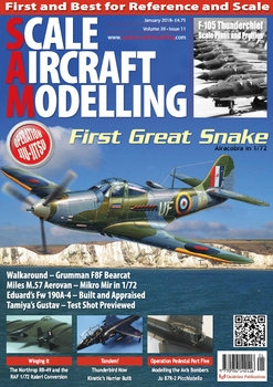 Scale Aircraft Modelling 2018-01
