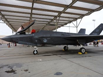 F-35A Royal Netherlands Air Force Walk Around