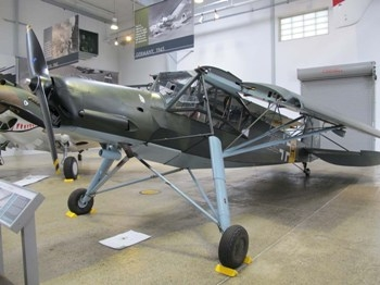 Feiseler Fi-156 Storch Walk Around