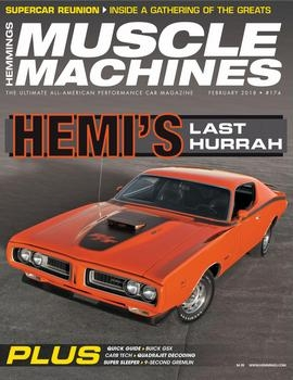 Hemmings Muscle Machines - February 2018
