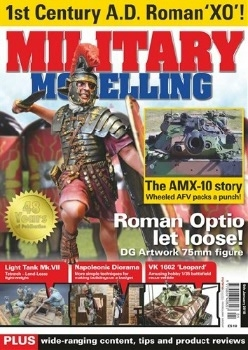 Military Modelling Vol.48 No.1