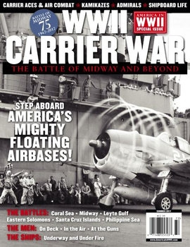 WWII Carrier War (America in WWII Special)