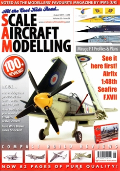 Scale Aircraft Modelling 2011-08 (Vol.33 No.06)