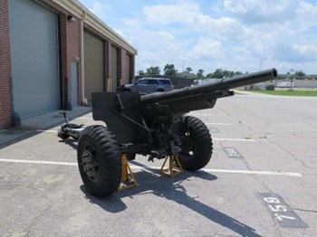 "US 3"" M1897A2 Field Gun Walk Around"