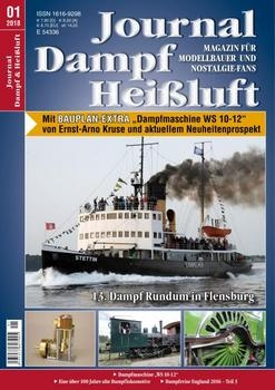 Journal Dampf & Heissluft 2018-01