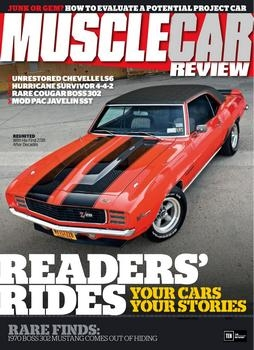 Muscle Car Review - January 2018