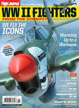 WWII Fighters: From the Copckpit (Flight Journal Collector's Issue)