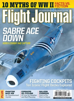 Flight Journal 2018-02