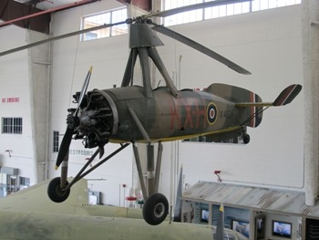 Cierva C.30-A Autogyro Walk Around