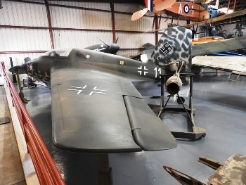 Me-163 B Komet (replica) Walk Around