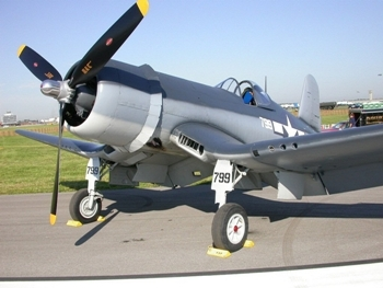 F4U-1A Corsair Walk Around