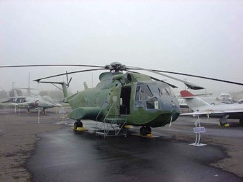 Sikorsky CH-3E Jolly Green Giant Walk Around
