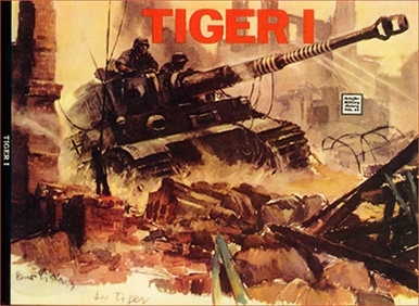 Schiffer Military History Vol. 44: Tiger I