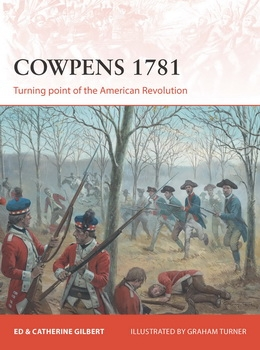 Cowpens 1781 (Osprey Campaign 283)