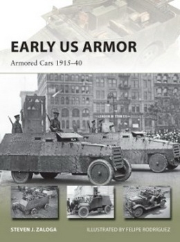 Early US Armor(2) (Osprey New Vanguard 254)