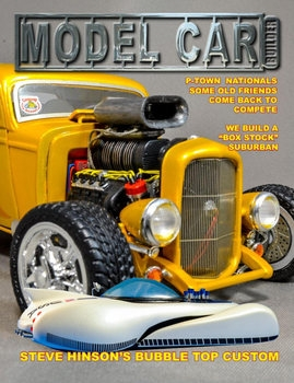 Model Car Builder Vol.3 No.6