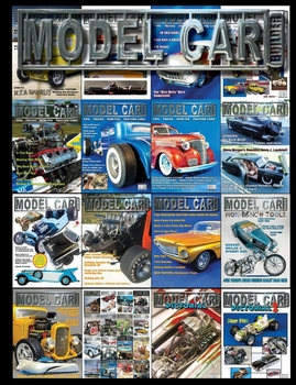 Model Car Builder Vol.3 No.7