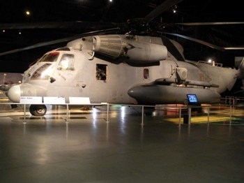 Sikorsky MH-53M Pave Low IV Walk Around