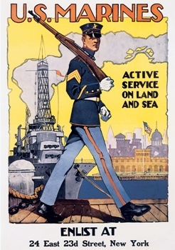 American Posters of World War One (56 foto)