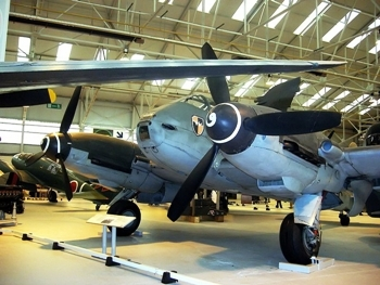 Messerschmitt Me 410 Walk Around