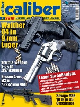 Caliber SWAT Magazin №02 2018