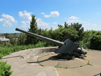 US 6-Inch Model 1900 Coast Defense Gun Walk Around