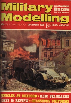 Military Modelling Vol.08 No.12 (1978)