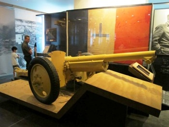 French 75mm Mle 1897 Field Gun Walk Around