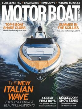Motor Boat & Yachting - April 2018