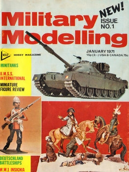 Military Modelling Vol.01 No.01 (1971)