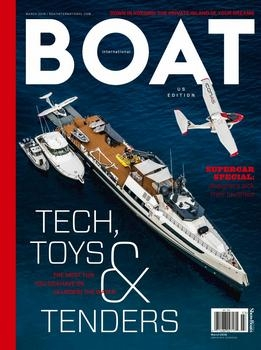 Boat International US Edition - March 2018