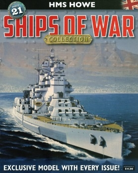 USS New Jersey (Ships of War Collection №21)