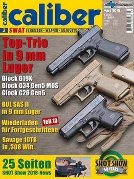 Caliber SWAT Magazin 2018-03