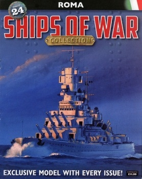Roma (Ships of War Collection №24)