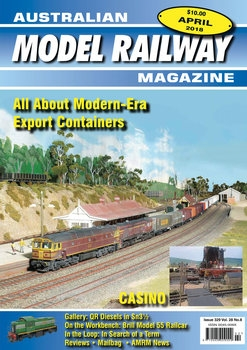 Australian Model Railway Magazine 2018-03 (329)