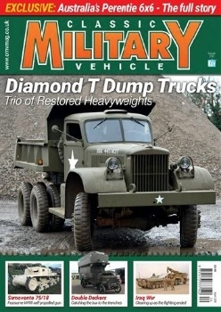 Classic Military Vehicle - Issue 203 (2018-04)