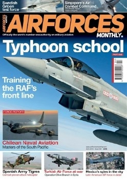 Air Forces Monthly 2018-04