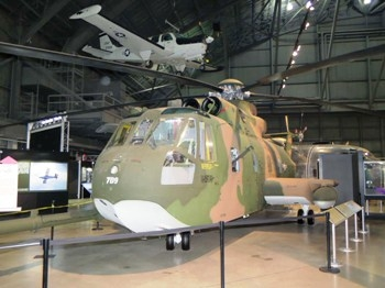Sikorsky HH-3E Jolly Green Giant Walk Around