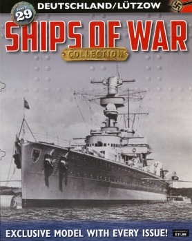 Deutschland/Lutzow (Ships of War Collection №29)