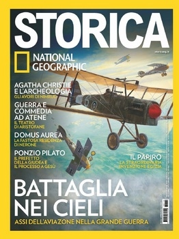Storica National Geographic - Aprile 2018