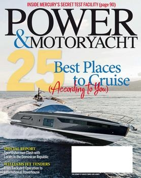 Power & Motoryacht - April 2018