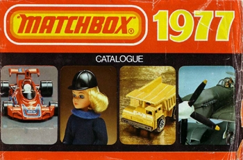 Matchbox 1977 Catalogue