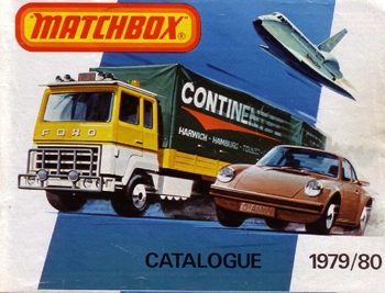 Matchbox 1979/80 Catalogue