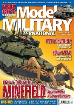 Model Military International - Issue 145 (2018-05)